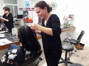 Kurs: Haare flechten